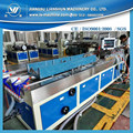 Reliable quality PVC profile making machine for PVC window profile produce process