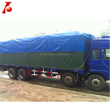 Waterproof fire resistance PVC tarpaulin truck canopy,PVC coated/laminated polyester fabric truck cover
