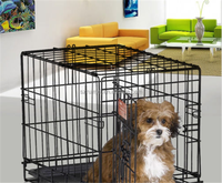 Wholesale Household Metal Foldable Pet Cage For Multifunction