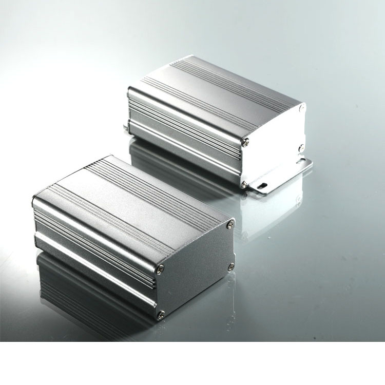 YGK-006 63*38*95mm custom cnc milling machining aluminum enclosure / box / case for electronic