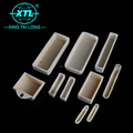 Alumina ceramic al2o3 point rectangle bottom tray crucibles