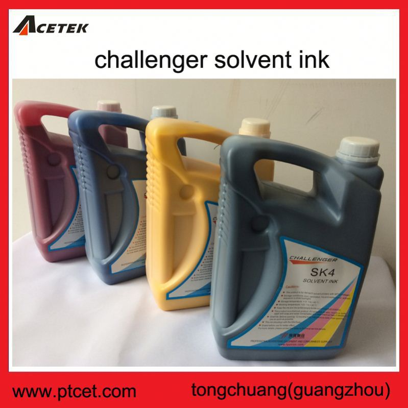 flex banner printer challenger sk4 solvent ink digital printing ink