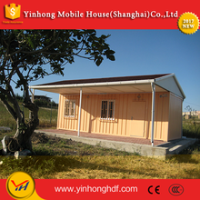 Sandwich Panel Stable Structure Prefabricated House Canada