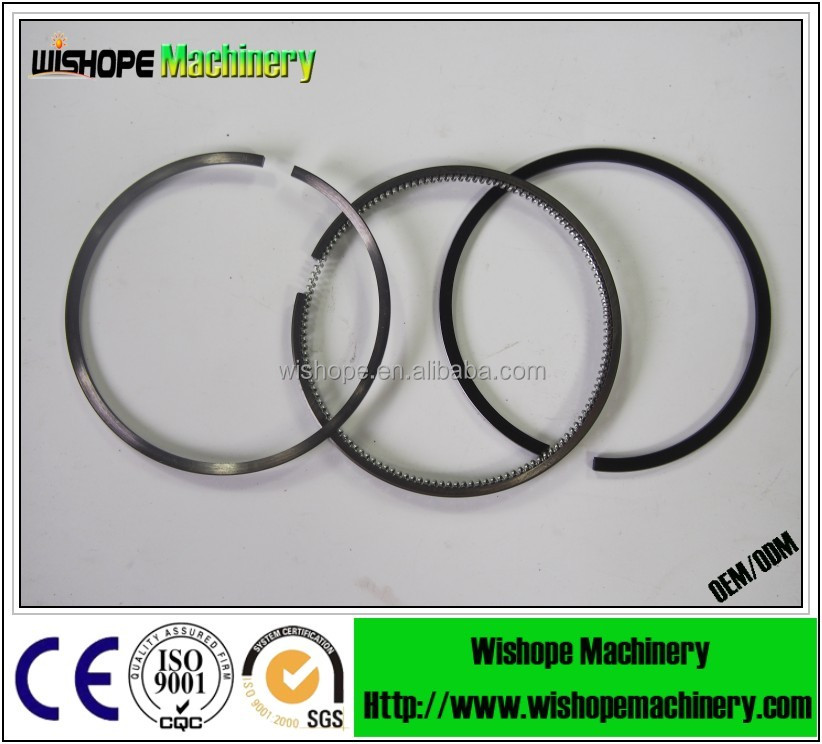 Kubota engine spare parts V3300 V2203 piston ring price