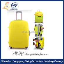 Hot Selling in Alibaba Travel Bag Cover, Luggage Protective Cover, Waterproof Luggage Cover