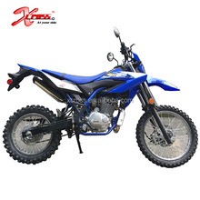 China Motorcycle Sale 125cc Motorcycle Dirt Bike with Digital Meter