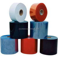 300 Mircon Thickness Clear Plastic PVC