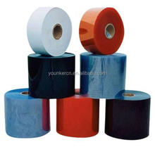 300 Mircon thickness Clear Plastic PVC Film Roll For Packing
