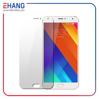 High quality Ultra slim for Meizu MX 5 tempered glass screen protector