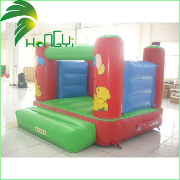 0.6mm pvc Indoor Durable Inflatable Jumping Bouncer Combo