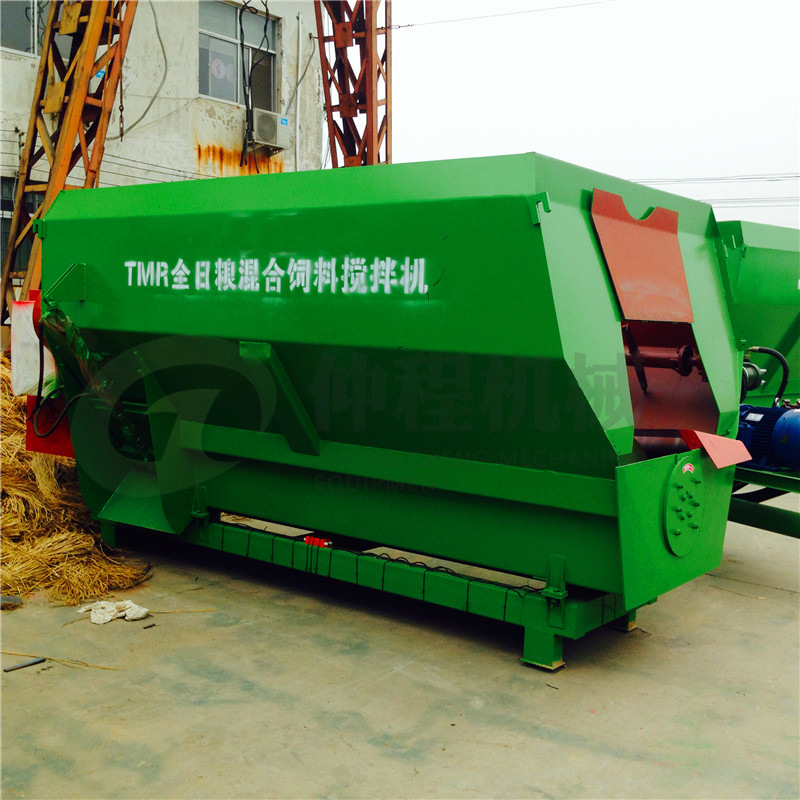 high uniformity dairy farm animal feed mixing machine with best service