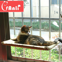 New Style Pet Cat hammock Cat Sunny Seat Window Mounted Cat Hammock Bed