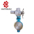 Bare shaft Flanged Tri-Eccentric Butterfly Valve dn200