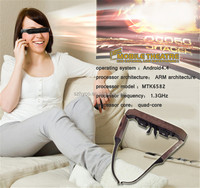 New product VR Glasses Buit-in Screen 80 Inch Screen Virtual Display 3D video virtual reality glasses
