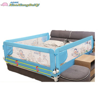 Sleeping Safety Bed Protection Guard