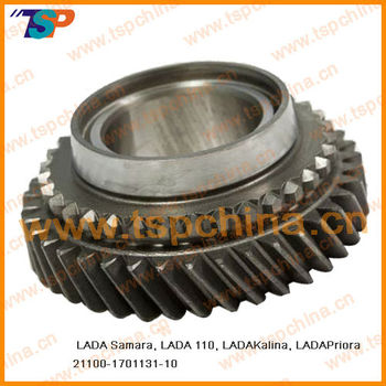 USE FOR Lada Automobile spare part Gear 21100-1701131-10