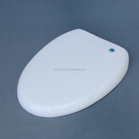 quick release function Plastic Toilet seat cover