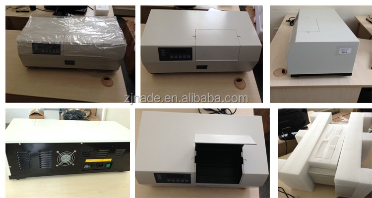 Nade Lab Measurement & Analysis Instrument high quality Digital Automatic Polarimeter WZZ-2SS