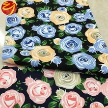wholesale printing fabric,polyester pigment peach skin fabric,bed sheet fabric