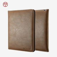 2015 Wholesale Split Cow Leather Tablet case for ipad air 2, for ipad air 2 case, for ipad air 2