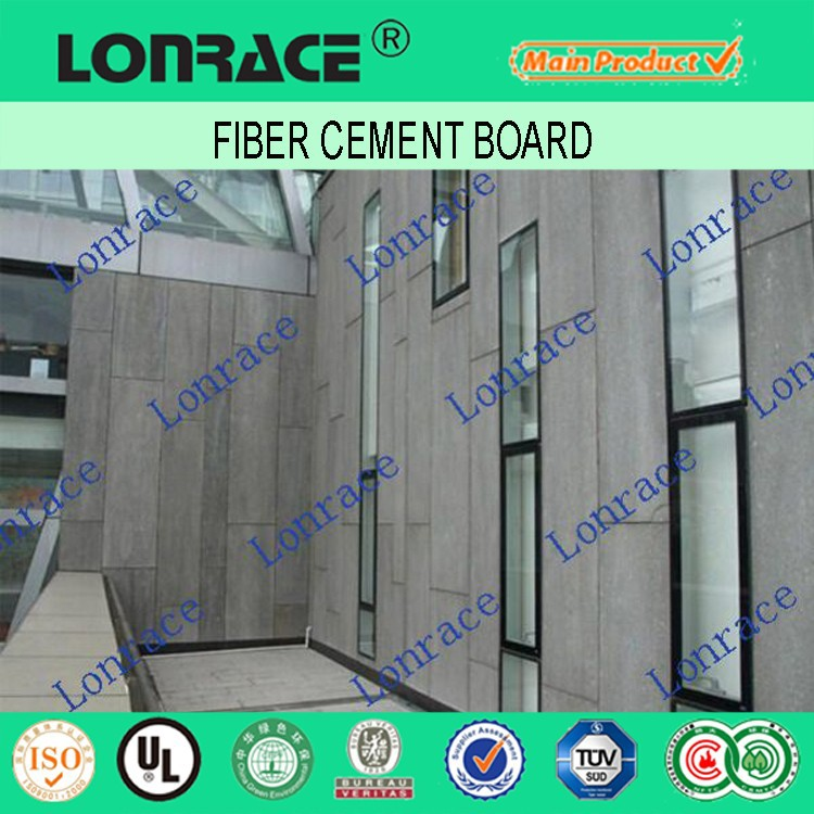Cement Board Product : Environmental protention fiber cement panel floor board