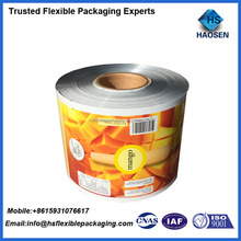 Ice lolly packaging film rolls /Plastic popsicle wrapper
