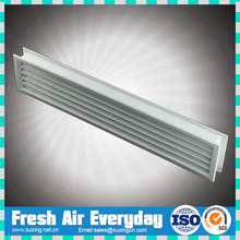 plastic french door grille return air vent grill