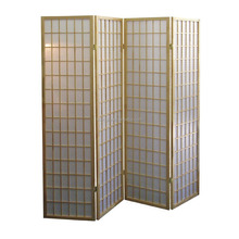 Wooden Indoor Decorative Handmade Screens Folding Bamboo Partition Divider