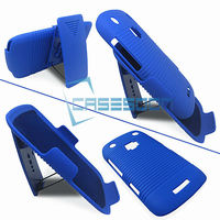 New Style Holster Combo armor Case for BlackBerry Curve 9380