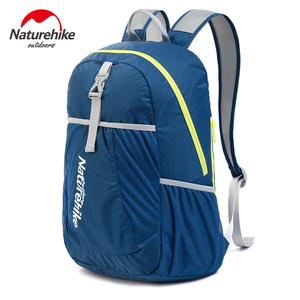 Naturehike Outdoor foldable bag 22L Outdoor mountaineering bag backpack lightweight waterproof sports riding folding backpack