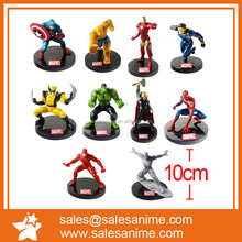 anime mini action figures with high quality and best price Chinese factory