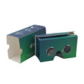 High quality Customized Google Cardboard, Virtual Reality vr goggles 3D