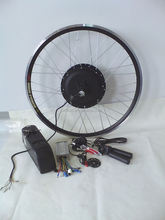 CE pedal assist speedometer 48v 1000w electric bike conversion kit