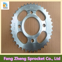 428 Motorcycle Front and Rear Sprocket Kit