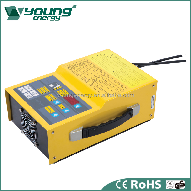 Multi-function li-ion li ion battery charger