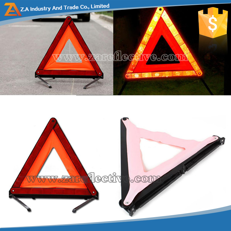 Acrylic Material Highway Emergency Warning Safety Reflector