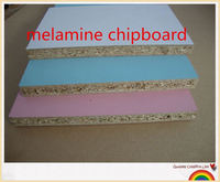 Manufacturer 4'x8' size Green Core Particle Board