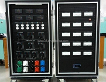 socapex power distro for audio lighting system