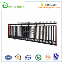 High quality wrought iron gate arch designs for sale