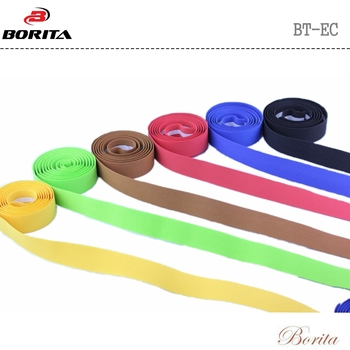 China Supplier Bike Accessory EVA Cork Cheap Colored Anti-slip Bicycle Handle Bar Tape