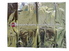 juice filling bags/ containers for liquids/ apple juice bag in box