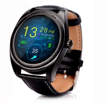 Alibaba Hot Sale Heart Rate Monitor Watches Fashion Luxury Genuine Leather Watch For Men