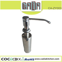 kitchen sink accessories stainless steel soap dispenser