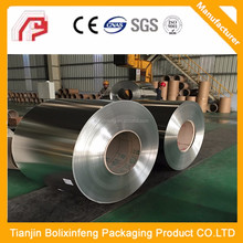 JIS G3303 standard BA annealed SPCC SCRAP electrolytic tinplate coils for metal packing