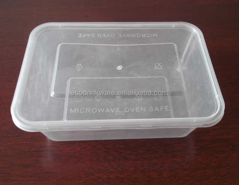 Plastic Microwave Safe Takeaway Food Container Disposable Ng Containers Product On
