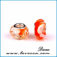 European Beads, Fits Beads Style Charm Bracelet Murano Glass Beads