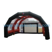 GMIF-6712 Sibo Giant Sport Inflatable Paintball Arena For Sale