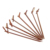 Disposable utensils wholesale bamboo knot skewer