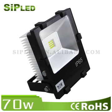 most powerful ip65 outdoor led floodlight 70w cob led flood light