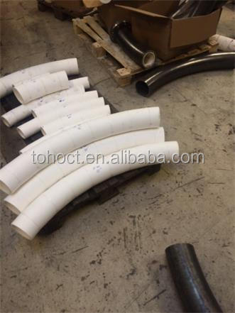 Factory sell large diameter alumina ceramic tube,99% Al2O3 tube